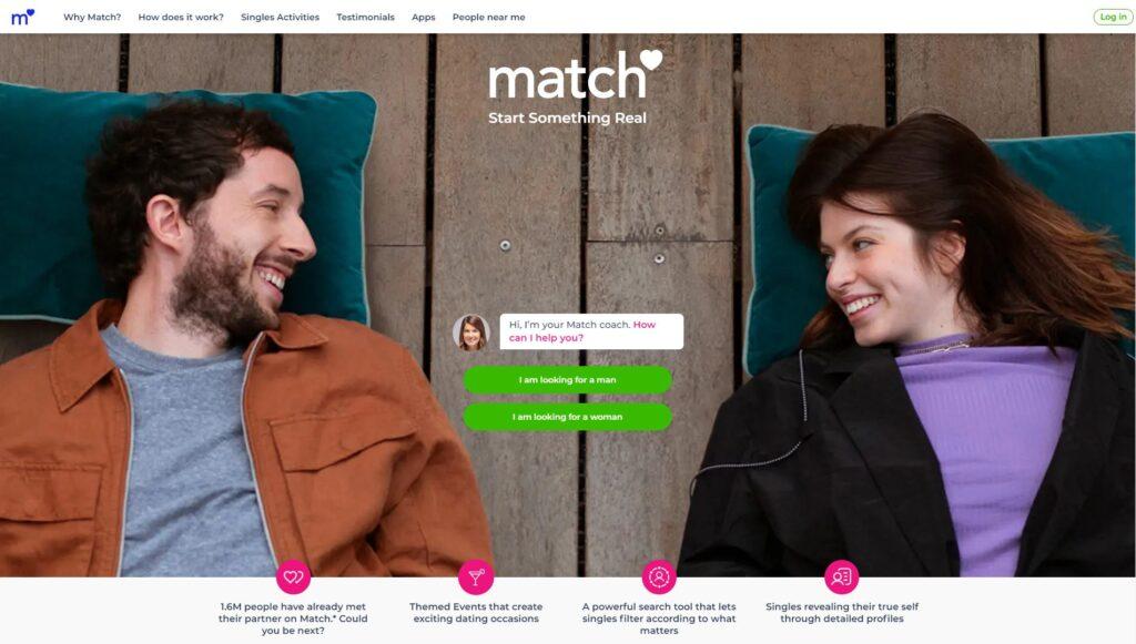Match.com UK