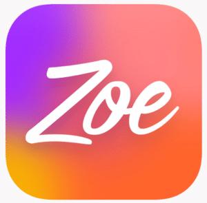 Zoe - lesbian dating app