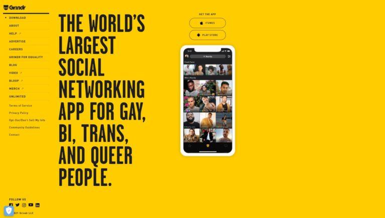 Grindr - Gay dating app
