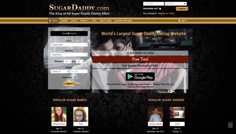 SugarDaddy com