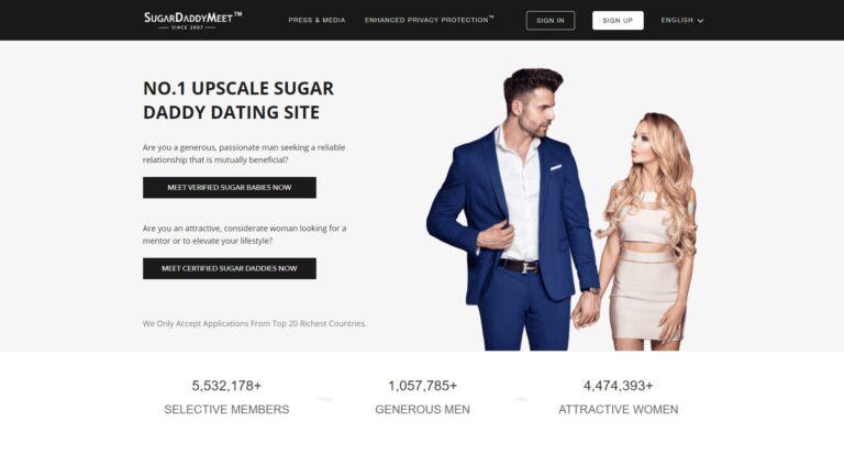 SugarDaddyMeet screenshot